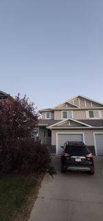 Main Photo: 7009 CARDINAL Way in Edmonton: Zone 55 House Half Duplex for sale : MLS®# E4266275