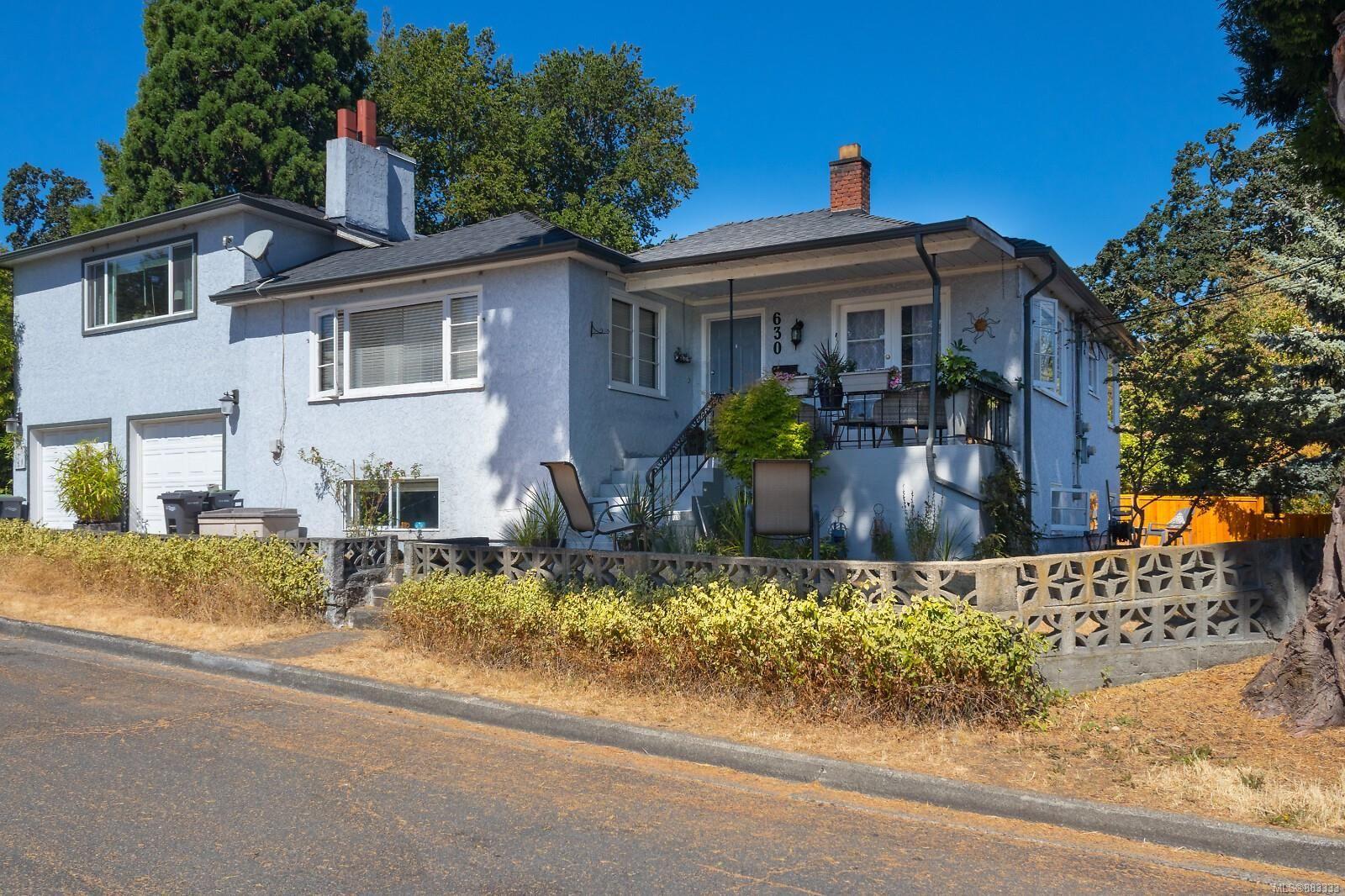 Main Photo: 630 Bryden Crt in : Es Old Esquimalt Half Duplex for sale (Esquimalt)  : MLS®# 883333