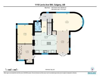 Photo 48: 1110 Levis Avenue SW in Calgary: Upper Mount Royal Detached for sale : MLS®# A1109323
