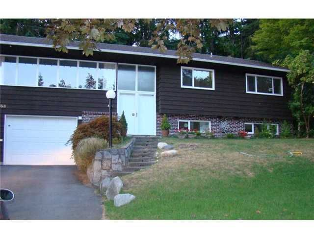 Main Photo: 888 Canyon Boulevard in North vancouver: Canyon Heights NV House for sale (North Vancouver)  : MLS®#  V923497