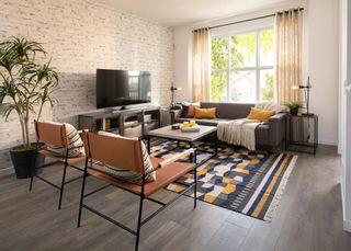 Photo 4: 946 Mahogany Boulevard SE in Calgary: Mahogany Semi Detached for sale : MLS®# A1146730