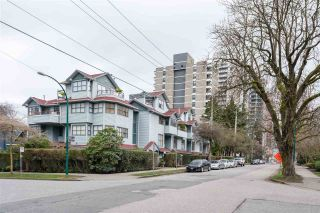 """Photo 3: 308 947 NICOLA Street in Vancouver: West End VW Condo for sale in """"THE VILLAGE"""" (Vancouver West)  : MLS®# R2546913"""
