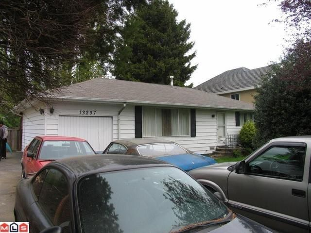 Main Photo: 13297 89A Avenue in Surrey: Queen Mary Park Surrey House for sale : MLS®# F1011752