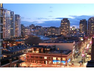 Photo 1: # 908 928 HOMER ST in Vancouver: Yaletown Condo for sale (Vancouver West)  : MLS®# V1054348