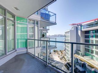 "Photo 12: 708 199 VICTORY SHIP Way in North Vancouver: Lower Lonsdale Condo for sale in ""TROPHY @ THE PIER"" : MLS®# R2445451"