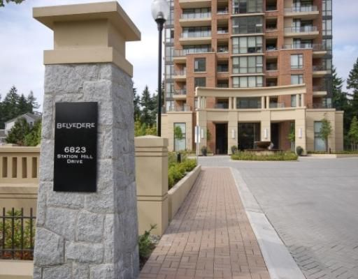 "Main Photo: 1204 6823 STATION HILL Drive in Burnaby: South Slope Condo for sale in ""BELVEDERE"" (Burnaby South)  : MLS®# V730800"