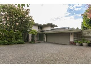 Photo 7: 855 AUBENEAU CR in West Vancouver: Sentinel Hill House for sale : MLS®# V1102918
