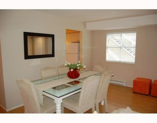 "Photo 3: 25 788 W 15TH Avenue in Vancouver: Fairview VW Townhouse for sale in ""16 WILLOWS"" (Vancouver West)  : MLS®# V756826"