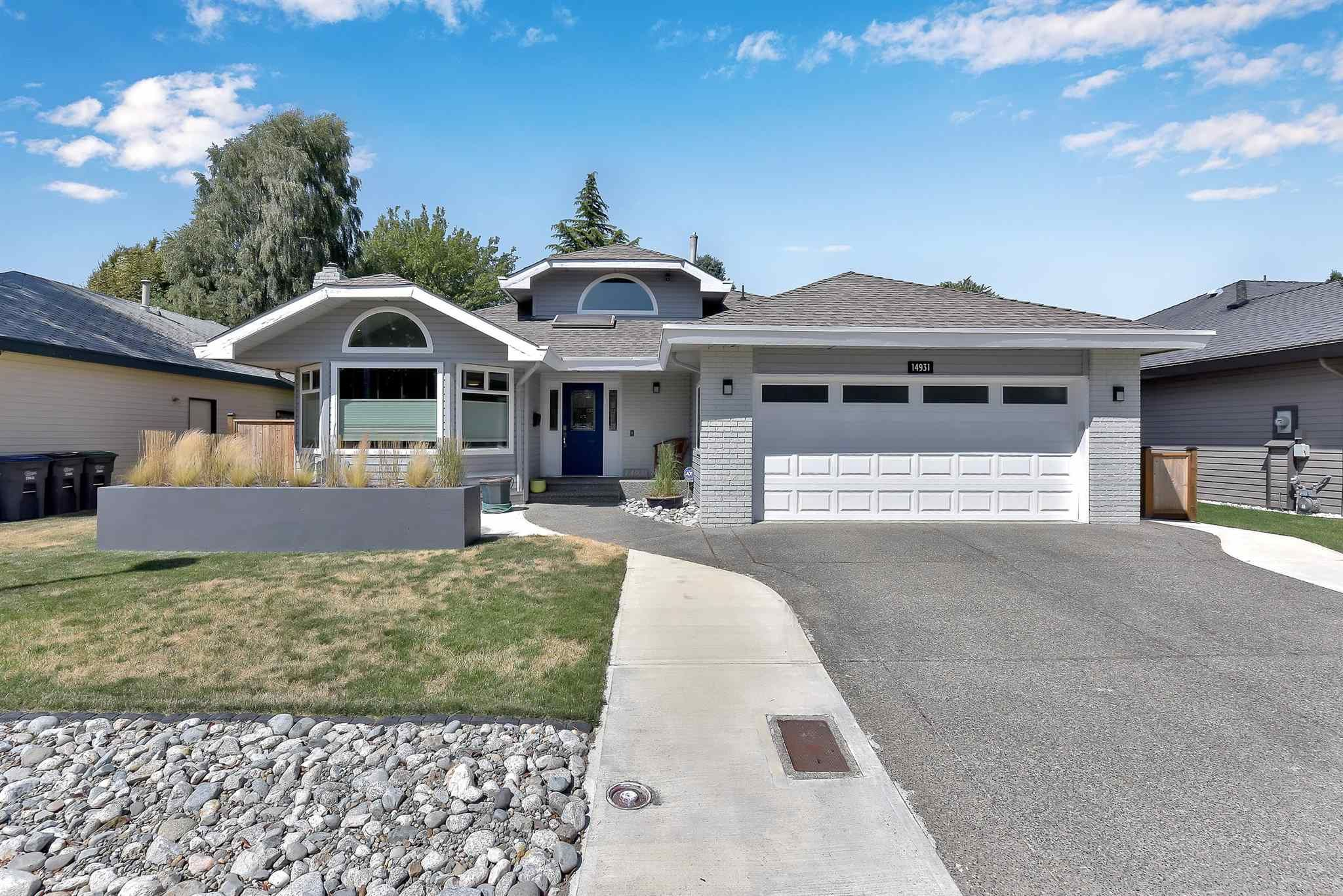 """Main Photo: 14931 20 Avenue in Surrey: Sunnyside Park Surrey House for sale in """"Meridian By The Sea"""" (South Surrey White Rock)  : MLS®# R2604087"""