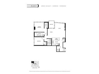 "Photo 2: 1803 651 NOOTKA Way in Port Moody: Port Moody Centre Condo for sale in ""KLAHANNI"" : MLS®# V1100568"
