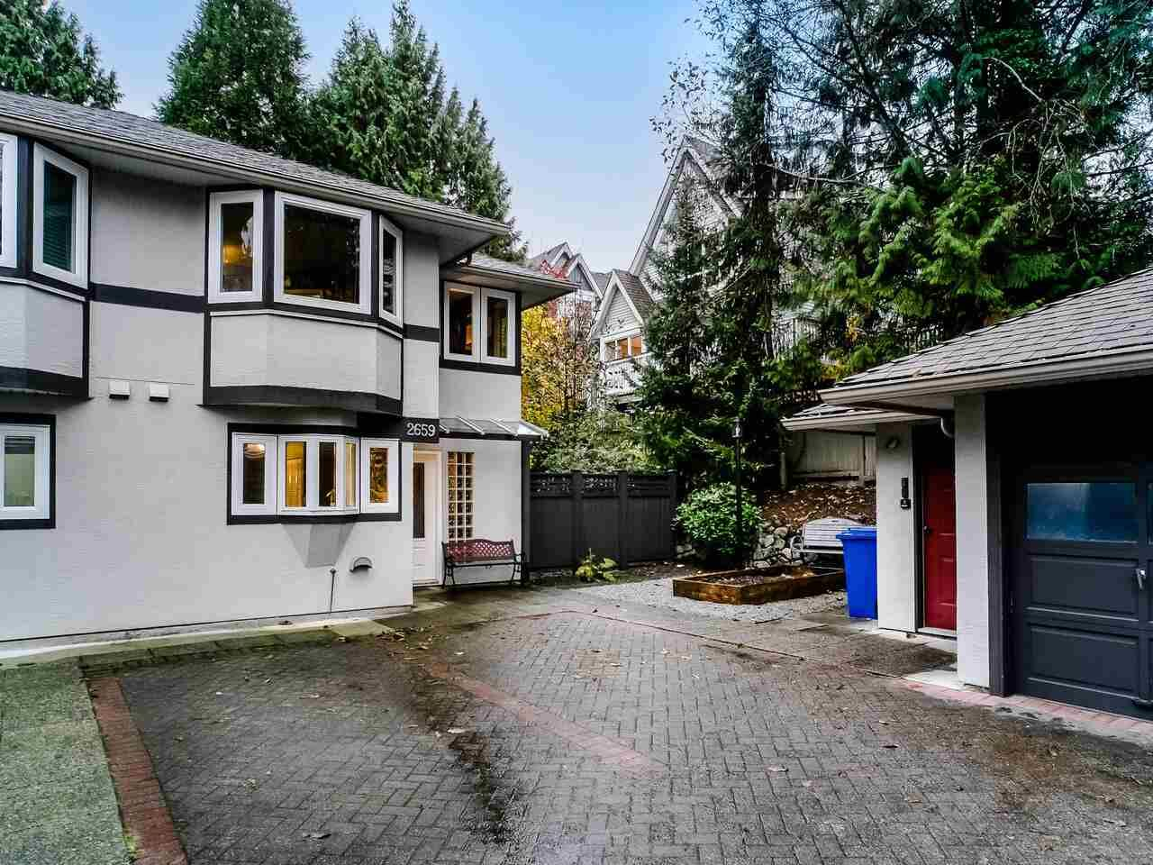 "Main Photo: 2659 FROMME Road in North Vancouver: Lynn Valley Townhouse for sale in ""Cedar Wynd"" : MLS®# R2517147"
