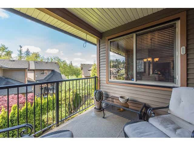 """Photo 15: Photos: 75 24185 106B Avenue in Maple Ridge: Albion Townhouse for sale in """"TRAILS EDGE"""" : MLS®# V1121758"""