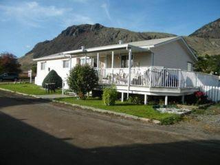 Photo 1: 35 240 G & M ROAD in Kamloops: South Kamloops Manufactured Home/Prefab for sale : MLS®# 150337