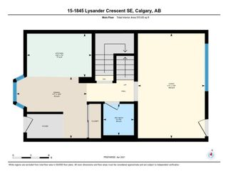 Photo 28: 15 1845 Lysander Crescent SE in Calgary: Ogden Row/Townhouse for sale : MLS®# A1093994
