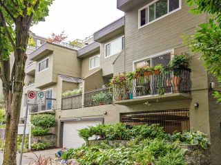 """Photo 1: 1 1285 HARWOOD Street in Vancouver: West End VW Townhouse for sale in """"HARWOOD COURT"""" (Vancouver West)  : MLS®# V943710"""