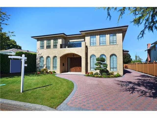 Main Photo: 7731 TWEEDSMUIR AVENUE in Richmond: Broadmoor House for sale ()  : MLS®# V1002968