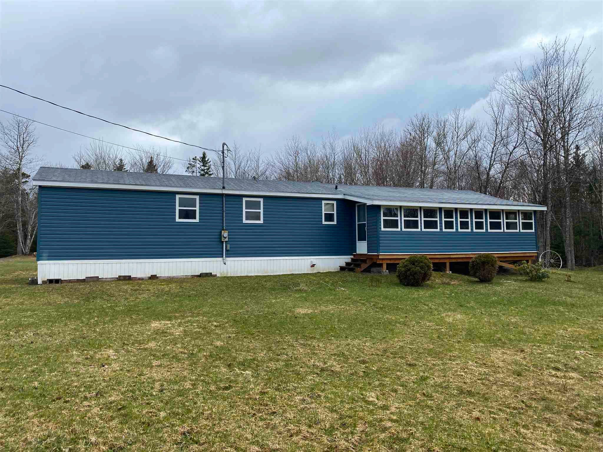 Main Photo: 1020 Second Division Road in Scotch Hill: 108-Rural Pictou County Residential for sale (Northern Region)  : MLS®# 202106972