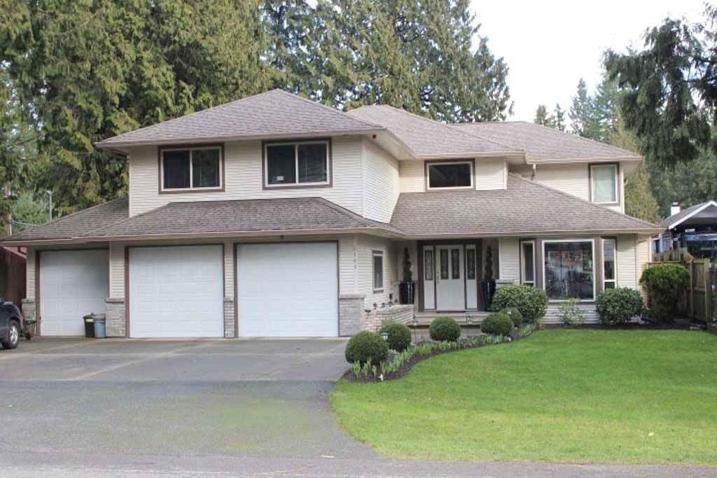 Main Photo: 4188 207 STREET in Langley: Brookswood Langley House for sale : MLS®# R2052049