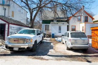 Photo 16: 431 Banning Street in Winnipeg: West End Residential for sale (5C)  : MLS®# 1807821
