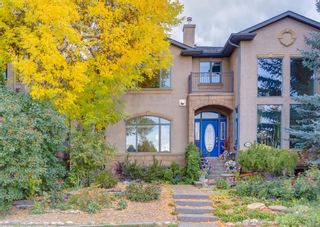 Main Photo: 2338 Broadview Road NW in Calgary: West Hillhurst Semi Detached for sale : MLS®# A1149180