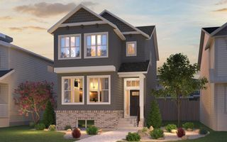 Main Photo: 133 Lucas Crescent NW in Calgary: Livingston Detached for sale : MLS®# A1047349