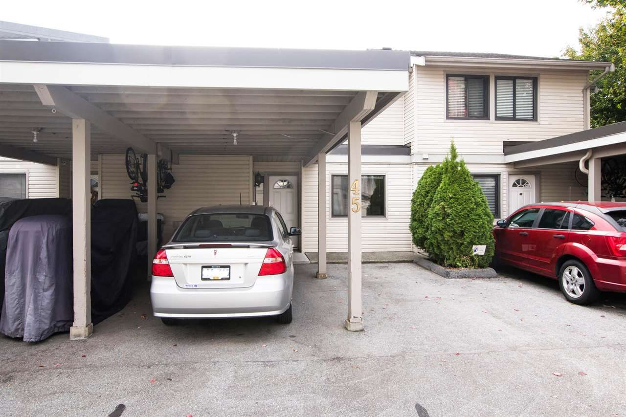 """Photo 2: Photos: 45 4700 FRANCIS Road in Richmond: Boyd Park Townhouse for sale in """"PARKSVILLE ESTATES"""" : MLS®# R2506072"""