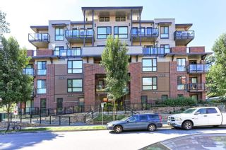 """Photo 1: 508 2214 KELLY Avenue in Port Coquitlam: Central Pt Coquitlam Condo for sale in """"SPRING"""" : MLS®# R2596495"""