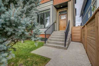 Photo 3: 101 830 2 Avenue NW in Calgary: Sunnyside Row/Townhouse for sale : MLS®# A1150753