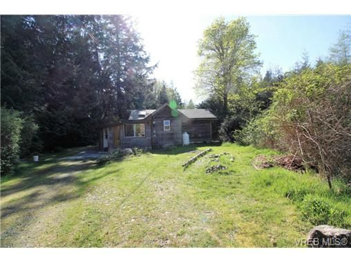 Main Photo: 2622 Sunnybrae Rd in SHIRLEY: Sk Sheringham Pnt House for sale (Sooke)  : MLS®# 730263