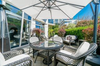 """Photo 32: TH112 1288 MARINASIDE Crescent in Vancouver: Yaletown Townhouse for sale in """"Crestmark 1"""" (Vancouver West)  : MLS®# R2587064"""