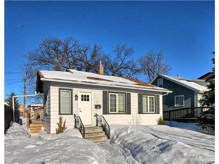 Photo 1: 27 Harrowby Avenue in Winnipeg: St Vital Residential for sale (2D)  : MLS®# 1701710