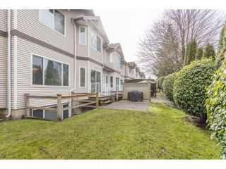 """Photo 35: 3 20750 TELEGRAPH Trail in Langley: Walnut Grove Townhouse for sale in """"Heritage Glen"""" : MLS®# R2544505"""