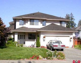 Main Photo: 15625 111TH AV in Surrey: Fraser Heights House for sale (North Surrey)  : MLS®# F2521678