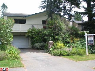 Photo 1: 1440 128TH Street in Surrey: Crescent Bch Ocean Pk. House for sale (South Surrey White Rock)  : MLS®# F1117311
