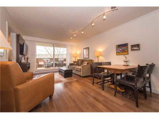 """Photo 3: 105 1575 BALSAM Street in Vancouver: Kitsilano Condo for sale in """"Balsam West"""" (Vancouver West)  : MLS®# V1108144"""