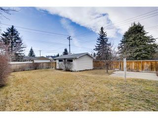 Photo 24: 3039 CANMORE Road NW in Calgary: Banff Trail House for sale