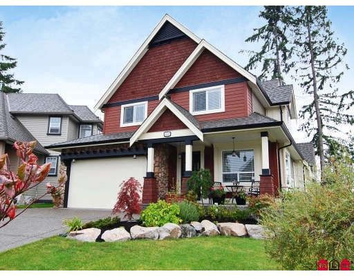 """Main Photo: 5876 164A Street in Surrey: Cloverdale BC House for sale in """"BELL ROAD"""" (Cloverdale)  : MLS®# F2909948"""