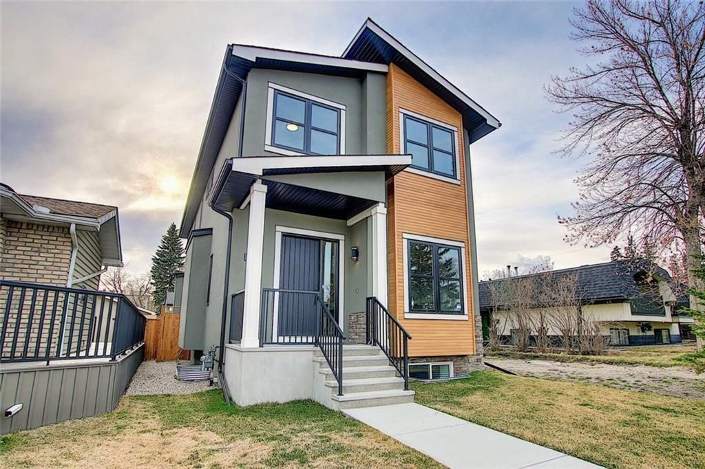 Main Photo: 1711 28 Street SW in Calgary: Shaganappi Detached for sale : MLS®# C4295115