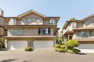 """Photo 1: 148 1495 LANSDOWNE Drive in Coquitlam: Westwood Plateau Townhouse for sale in """"GREYHAWKE ESTATES"""" : MLS®# R2594509"""