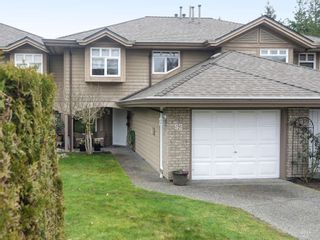 "Photo 1: 52 11737 236 Street in Maple Ridge: Cottonwood MR Townhouse for sale in ""MAPLE WOOD CREEK"" : MLS®# R2439529"