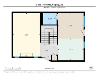 Photo 32:  in Calgary: Winston Heights/Mountview Row/Townhouse for sale : MLS®# A1105103