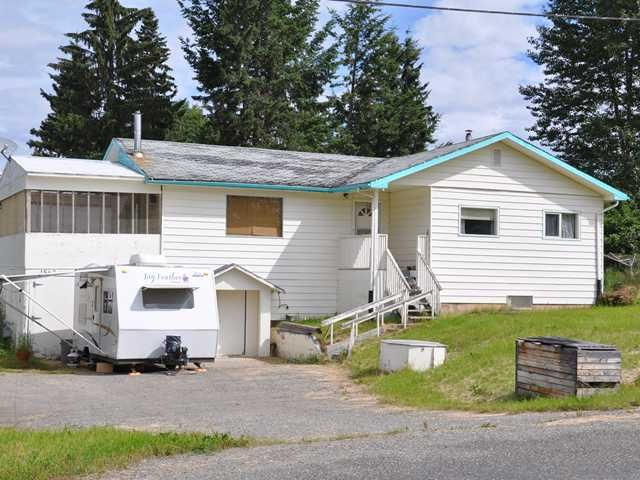 """Main Photo: 1862 HEMLOCK Avenue in Quesnel: Red Bluff/Dragon Lake House for sale in """"RED BLUFF"""" (Quesnel (Zone 28))  : MLS®# N212468"""