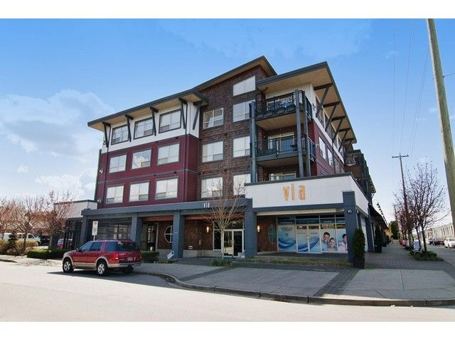 Main Photo: # 310 288 HAMPTON ST in New Westminster: Queensborough Condo for sale : MLS®# V1114147