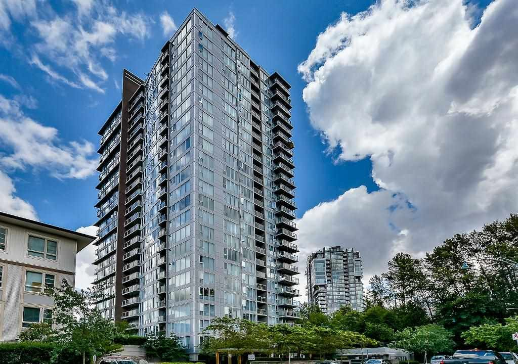 """Main Photo: 203 660 NOOTKA Way in Port Moody: Port Moody Centre Condo for sale in """"NAHANNI"""" : MLS®# R2080860"""