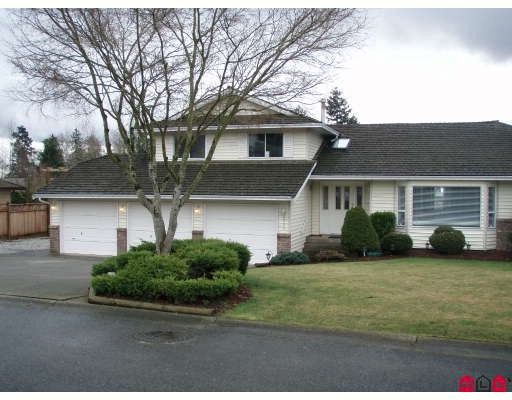 """Main Photo: 18330 55TH Avenue in Surrey: Cloverdale BC House for sale in """"Shannon Hills"""" (Cloverdale)  : MLS®# F2803952"""