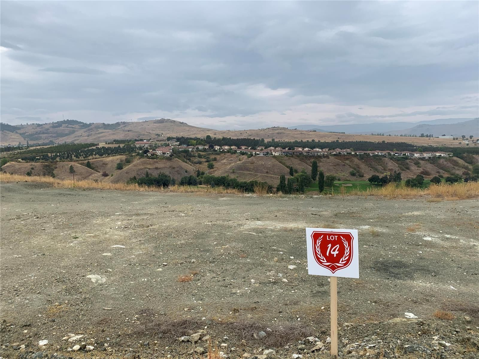 Main Photo: #Lot 14 934 Mt. Griffin Road, in Vernon: Vacant Land for sale : MLS®# 10240980
