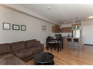 """Photo 6: 322 9655 KING GEORGE Boulevard in Surrey: Whalley Condo for sale in """"GRUV"""" (North Surrey)  : MLS®# R2134761"""