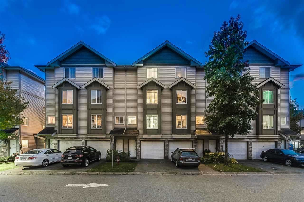 """Main Photo: 39 14855 100 Avenue in Surrey: Guildford Townhouse for sale in """"Guildford Park Place"""" (North Surrey)  : MLS®# R2528509"""