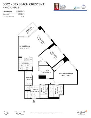 """Photo 23: 3002 583 BEACH Crescent in Vancouver: Yaletown Condo for sale in """"PARK WEST II"""" (Vancouver West)  : MLS®# R2577969"""