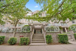 """Photo 1: 303 525 AGNES Street in New Westminster: Downtown NW Condo for sale in """"Agnes Terrace"""" : MLS®# R2589275"""